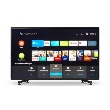 "SONY KD-85ZG9 / 8K Ultra HD / HDR / Android / TV 85"" SELEKCE"